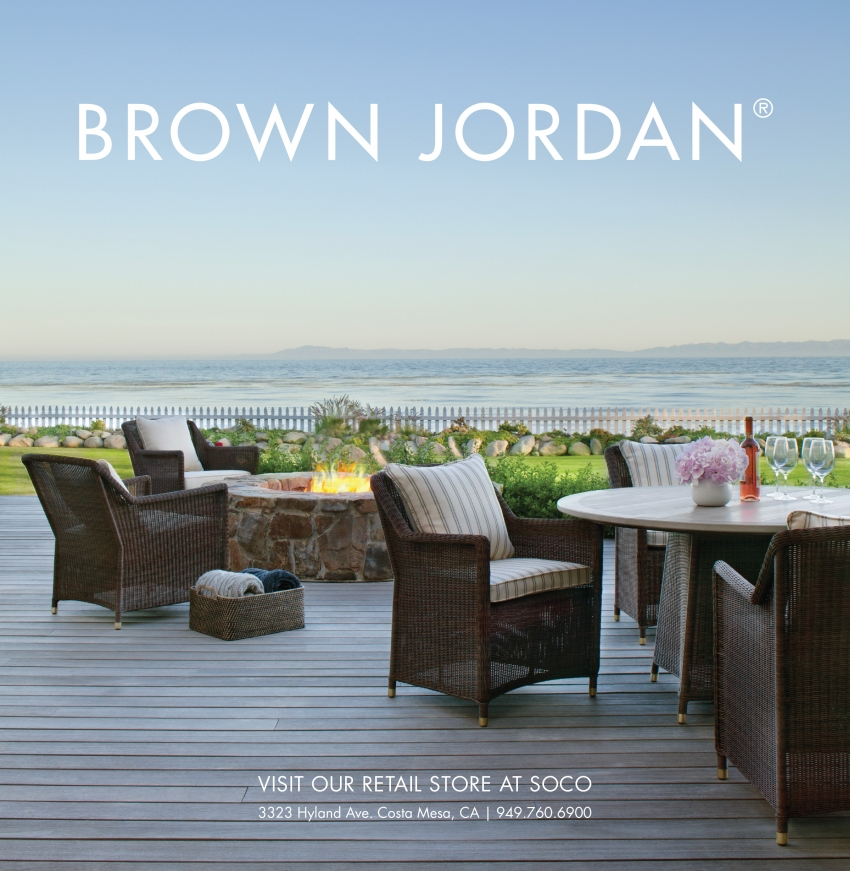 Brown Jordan South Coast Collection